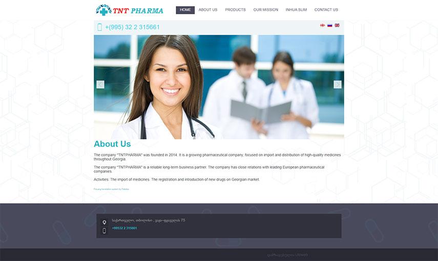 TNT Pharma